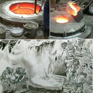 地獄極楽変相図 取材